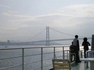 2007年の瀬戸大橋